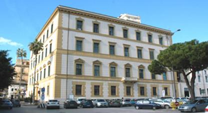 La sede del Libero Consorzio di Agrigento