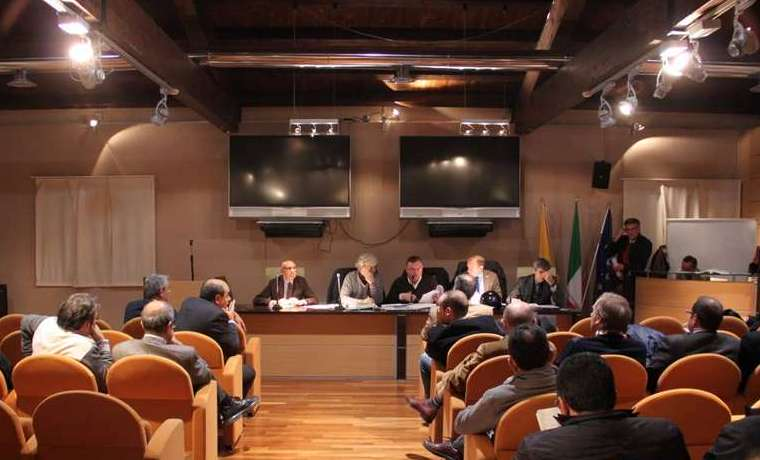 consiglio provinciale 