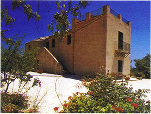 la casa natale di Luigi Pirandello