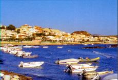 Ribera: spiaggia di Seccagrande