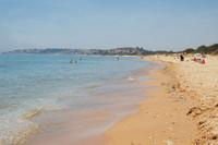la spiaggia di montallegro