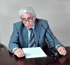 Il Commissario Straordinario Dr. Girolamo Alberto Di Pisa
