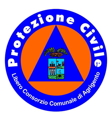 La Protezione Civile della Provincia di Agrigento