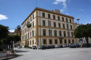 Il Palazzo della Provincia di Agrigento